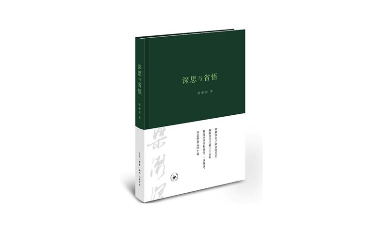 梁漱溟:深思与省悟.pdf免费下载 人生智慧
